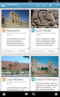 Screenshot of Egypt Travel Guide