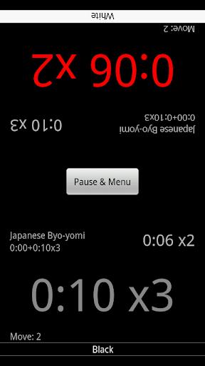 Igo Clock