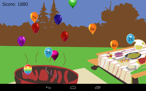 Balloon Drop - screenshot