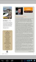 Screenshot of PositionIT Magazine