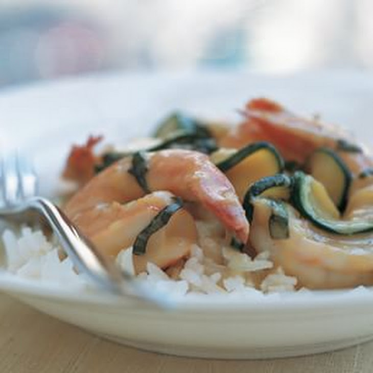 Thai Green Curry Shrimp Recipe   Yummly