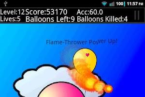 Screenshot of Balloon Popper Beta