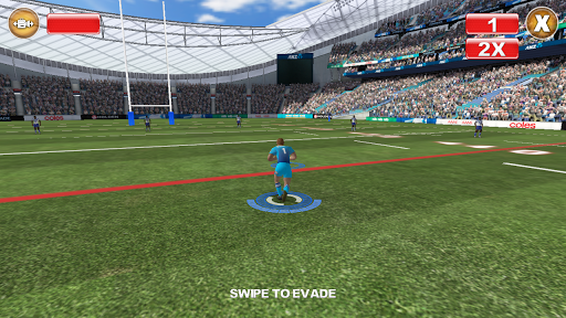 Rugby League Live 2: Mini - screenshot