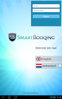 Screenshot of Smartbooqing
