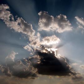 by Arkadeb Kar - Landscapes Cloud Formations (  )