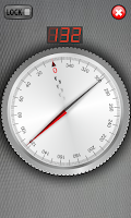 Screenshot of Rotation Orientation Compass