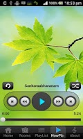 Screenshot of Raga Music Therapy Lite