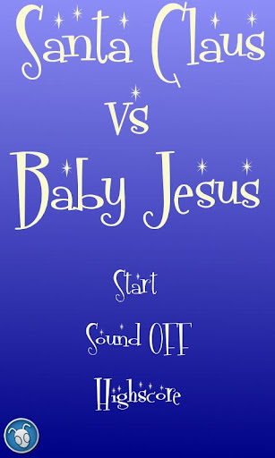 Santa Claus VS Baby Jesus
