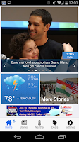 Screenshot of NBC 25 News is miNBCnews.com