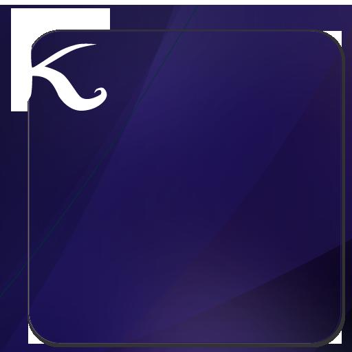 個人化App|keeworldテーマ:夜会 LOGO-3C達人阿輝的APP