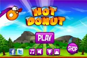 Screenshot of Hot Donut Premium
