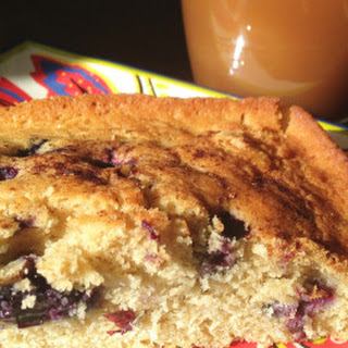 Blueberry Bread No Eggs Recipes