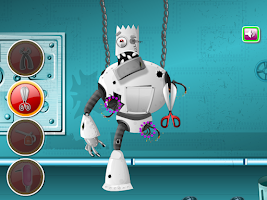 Screenshot of Robo Monster At Clinic