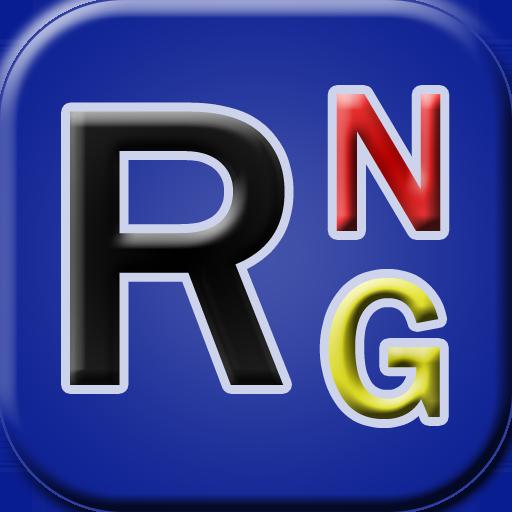 Random Number Generator LOGO-APP點子