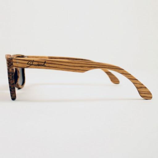 madera zebra shwood