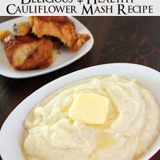 Healthy Mashed Cauliflower Recipes