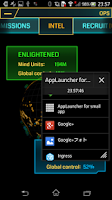 Screenshot of AppLauncher for Small App