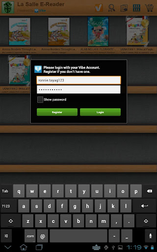 LSGH eBook Reader