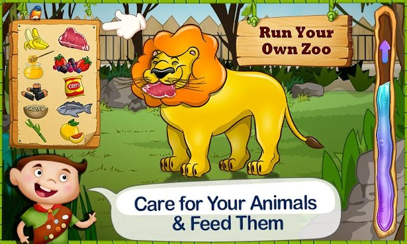 Zoo Keeper - Care For Animals APK screenshot thumbnail 12