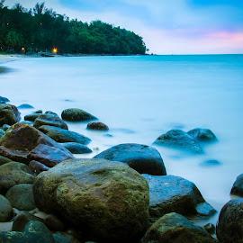 sesejuk mata memandang.... by Debab Guci - Landscapes Beaches
