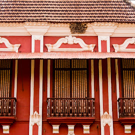 Old Window Style VII by Sohil Laad - Buildings & Architecture Other Exteriors ( tourist, goa, travel )