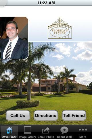Dave Finer Real Estate app