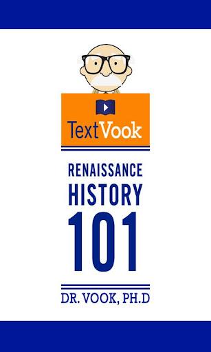 Renaissance History 101