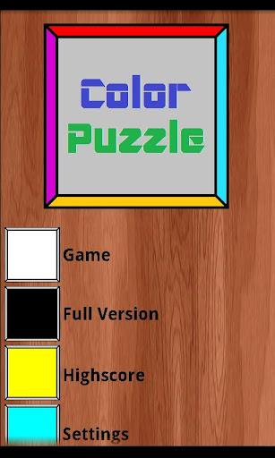 Color Puzzle Free