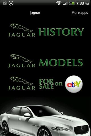 Jaguar Encyclopedia