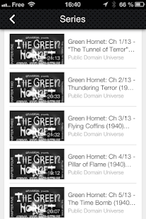 The Green Hornet - screenshot