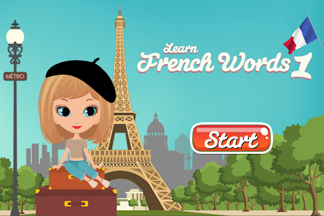Learn French Words 1 - screenshot