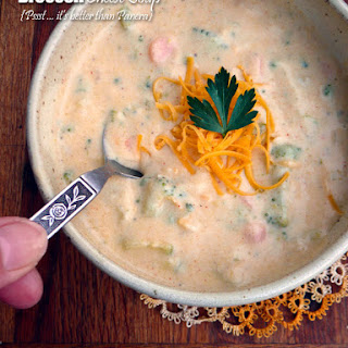 Leftover Broccoli Cheese Soup Recipes