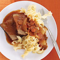 Slow-Cooker Recipe: Tuscan Pot Roast
