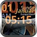 World Clock Live icon