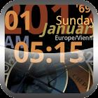 World Clock Live icon