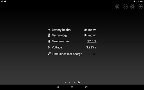 Battery HD APK for Bluestacks