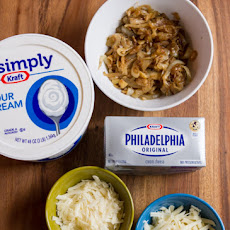 Hot & Cheesy French Onion Dip