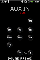 Screenshot of Soundfreaq Remote