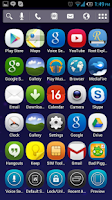 Screenshot of Launcher