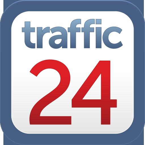 Traffic24 LOGO-APP點子