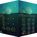 AppLock Theme Space APK for Nokia