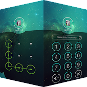 Free AppLock Theme Space APK for Windows 8