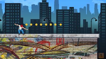 Screenshot of Skate Parkour Mania Free