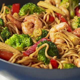 Chow Mein Noodle Nests Recipes
