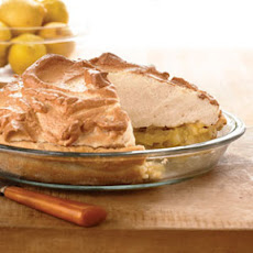 Chunky Lemon Meringue Pie