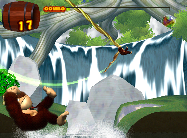 E3 2004: Donkey Kong: Jungle Beat