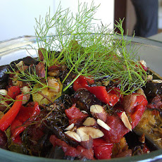 Eggplant, Tomato and Fennel