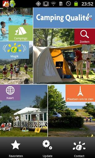 Gids Camping Qualité