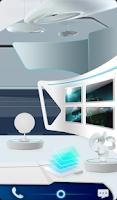 Screenshot of Future Space Scenelauncher