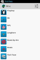 Screenshot of Anotify